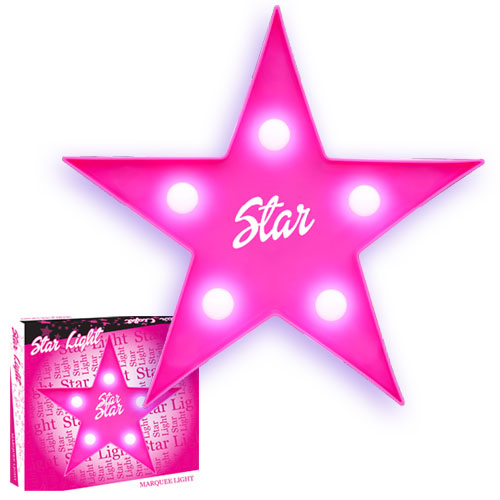 Star Marquee Light Image