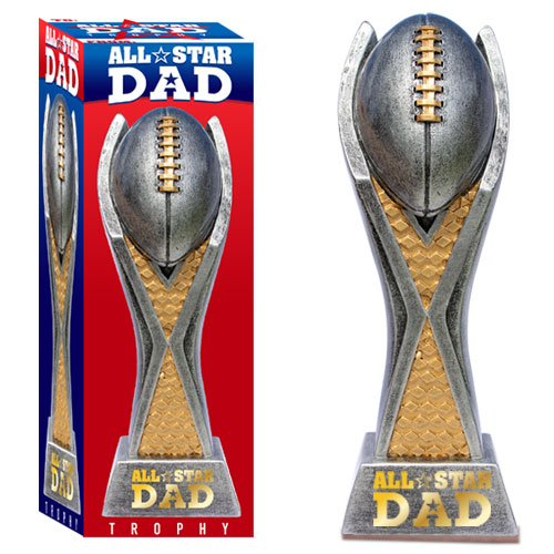 All-Star Dad Statue Image